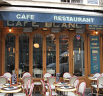Cafe Blanc Paris 75001