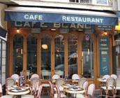 Cafe Blanc Paris 75001