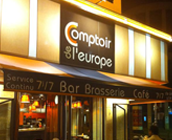 Comptoir de L'Europe Paris 75009