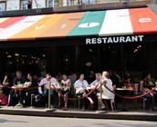 Delaville Cafe Paris 75009