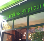 Jardin d'Epicure PARIS 8 / PARIS 16