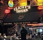 Clichy's Taverne                  Paris 75018