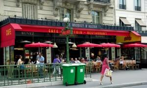 Le Bouquet D'Alesia Paris 75014